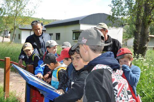 Jornada iniciacion pesca cuatro valles mayo 2011 2