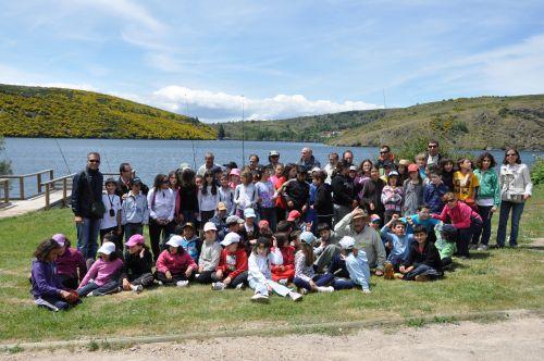 Jornada iniciacion pesca cuatro valles mayo 2011 4