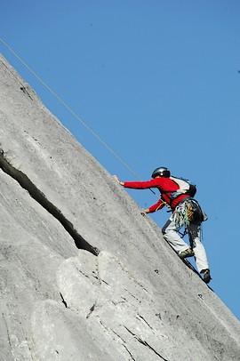Escuela de escalada Cuatro Valles