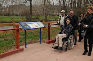 Circuito discapacitados La Magdalena LE inauguración  abril 10 (40)